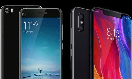 Del Xiaomi Mi 6 al Xiaomi Mi 8: esto es todo lo que ha cambiado