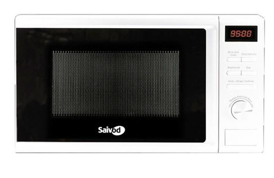Microondas Saivod MSGE2814W con grill