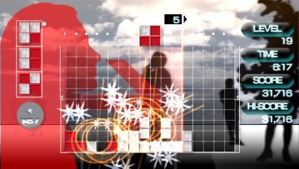 Listado de canciones occidentales para Lumines II