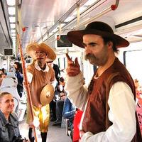 Arte, literatura e historia se dan cita en el Tren de Cervantes