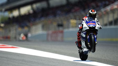 MotoGP Catalunya 2012: una gran carrera de Jorge Lorenzo le hace aun más líder