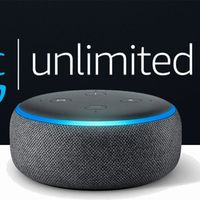 A precio de saldo: llévate un Echo Dot y un mes de Music Unlimited de Amazon por 19,98 euros en lugar de por 45