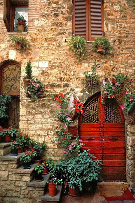 Clasica Puerta Roja 05