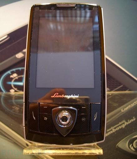 Asus ZX1 Lamborghini, Windows Mobile con un nuevo interfaz