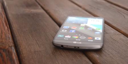 LG G3 pantalla
