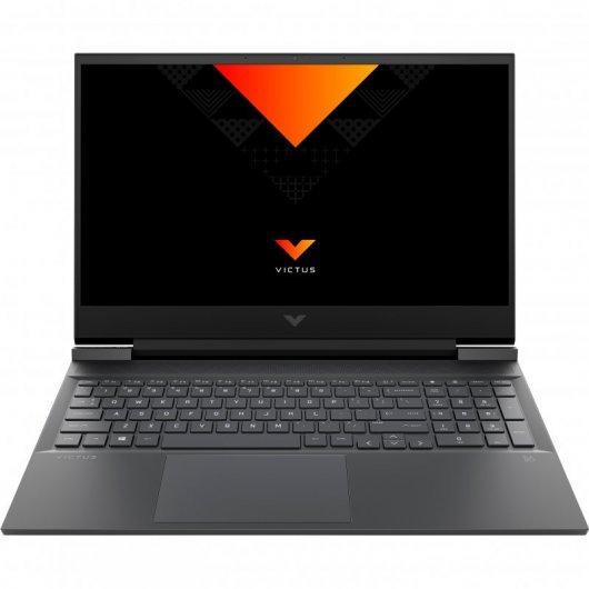 Portátil Gaming Victus by HP 16-e0048ns, AMD Ryzen 5, 8GB, 512GB SSD, AMD Radeon RX5500M 4GB, FreeDOS / Sin Sistema Operativo