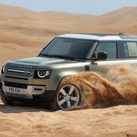 Land Rover Defender 90 se tardará más tiempo en llegar a México