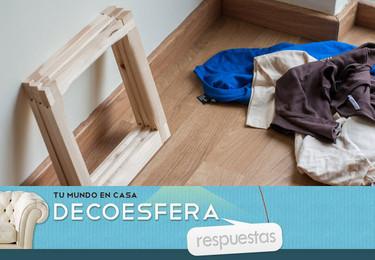 ¿Usáis elementos reciclados para decorar? La pregunta de la semana