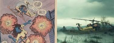 'Loki' (1x05): cuál es el origen secreto del Thanos-cóptero, el easter egg más sorprendente de la serie de Marvel, según su creador