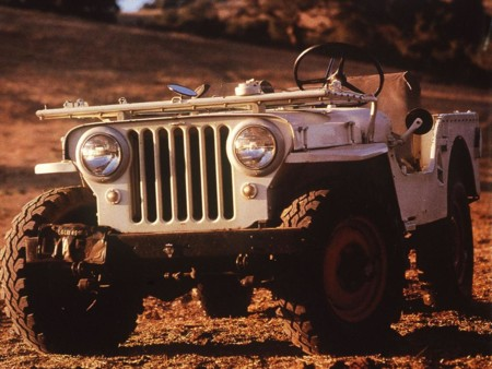 Jeep Willys Cj