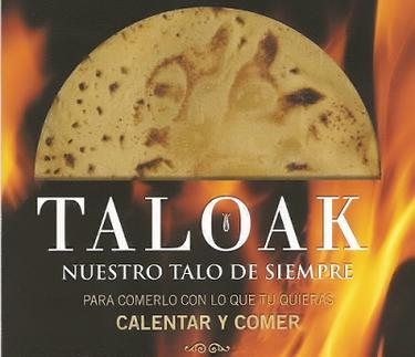 Taloak, una marca de talos muy sabrosos y 100% naturales
