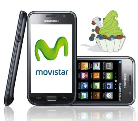 eb961b2b9dc La actualización Android 2.2 Froyo llega a los Samsung Galaxy S de Movistar