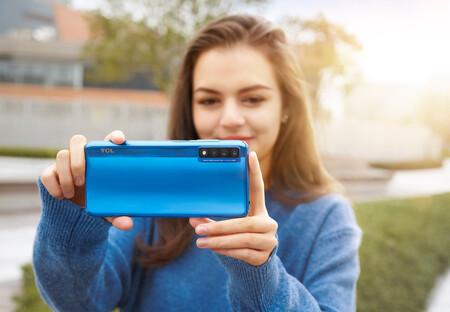 Cómo incluir la conectividad 5G en la experiencia de uso de un móvil gama media de última generación