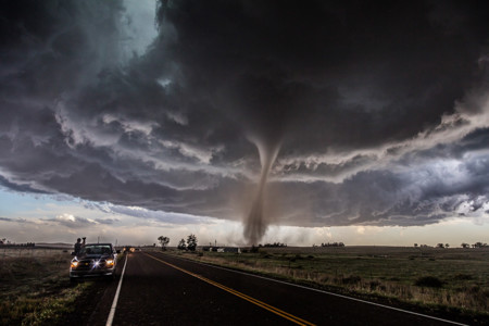 Tim Moxon Tornado On Show 2016