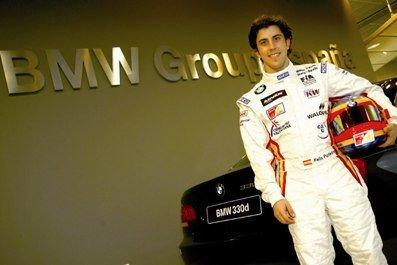 Félix Porteiro continuará en el WTCC si BMW sigue