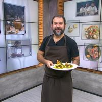 Reconoce ONU al chef Enrique Olvera por su cocina sustentable y su labor de responsabilidad social