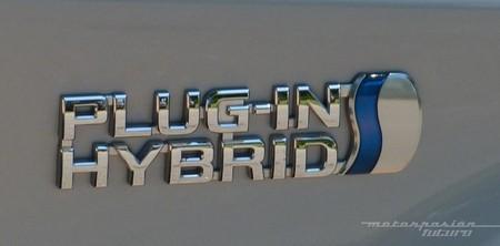 Toyota Prius Plug-in logo