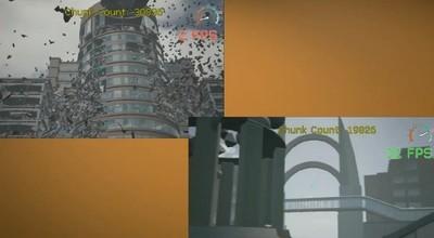 Usando la computación en la nube para la física y efectos de los videojuegos