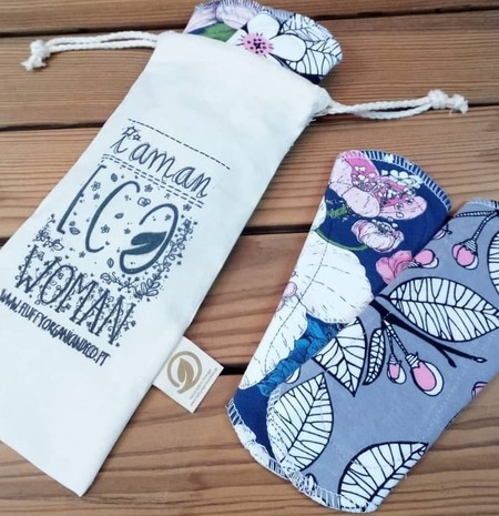 Las compresas reutilizables ya están aqui: una nueva opción para una menstruación sostenible
