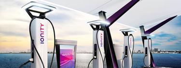 Las nuevas tarifas de carga para coche eléctrico de IONITY son las más caras del mercado, menos para sus socios