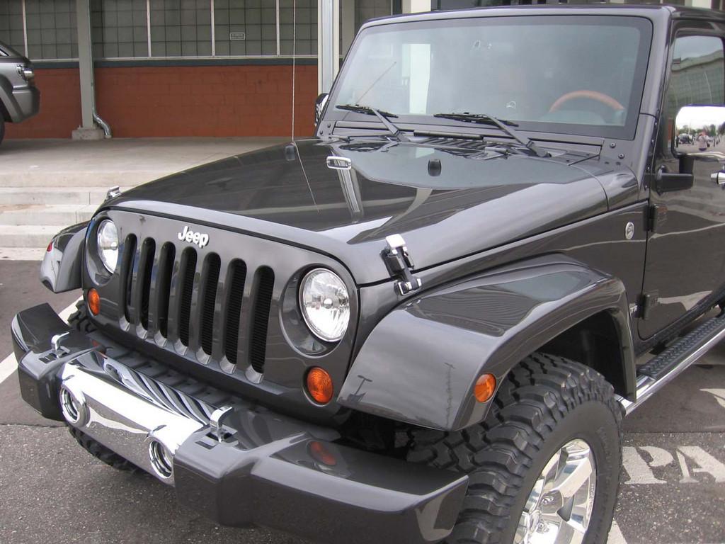 Jeep Wrangler Ultimate Concept