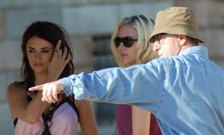 Woody Allen bromea en su diario de rodaje de 'Vicky Cristina Barcelona'