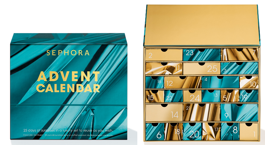 CALENDARIO DE ADVIENTO SEPHORA FAVORITES