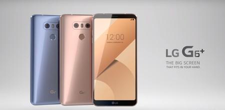 Super Week eBay: LG G6+ de 128GB por 469 euros y envío gratis desde Francia