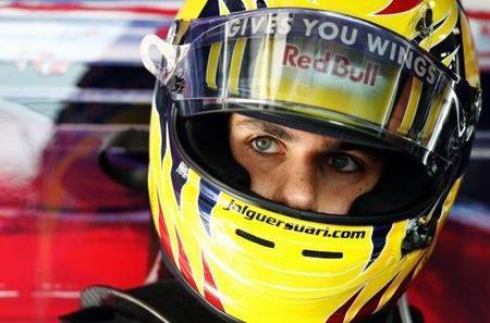 GP de China 2010: Jaime Alguersuari duodécimo y sigue impresionando