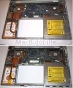 Las diferencias físicas entre las dos revisiones del MacBook Pro
