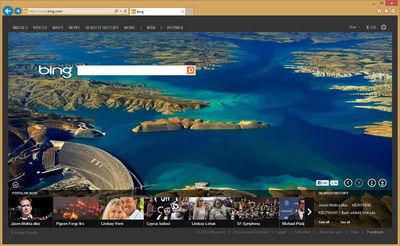 Microsoft prueba un nuevo diseño para Bing, basado en miniaturas