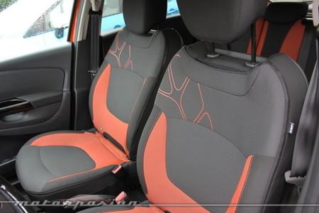 Asientos Renault Captur 2013