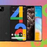Google Pixel 4a: comparativa con sus rivales más directos en cuanto a tamaño y precio