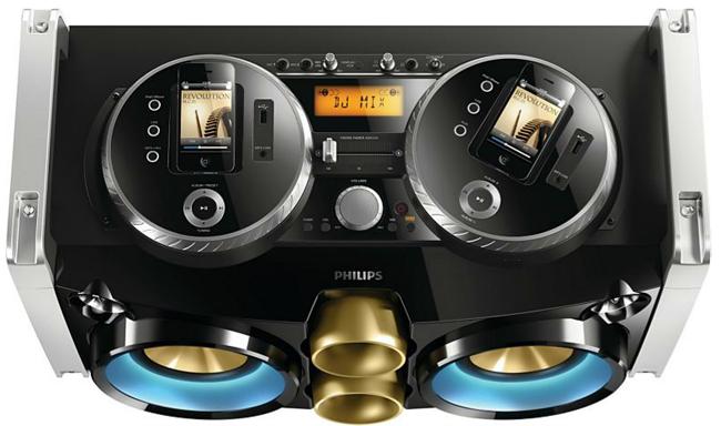 Philips DJ-Dock