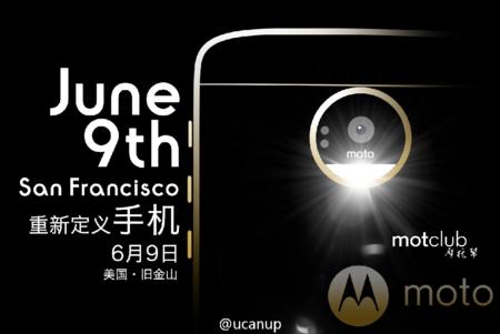 Los nuevos teléfonos de Motorola serán presentados el 9 de junio