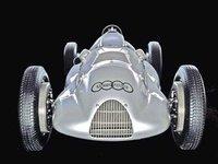 El Auto Union Type D de Hitler a subasta