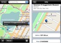 Aplicaciones viajeras para el Iphone: CityMaps2Go