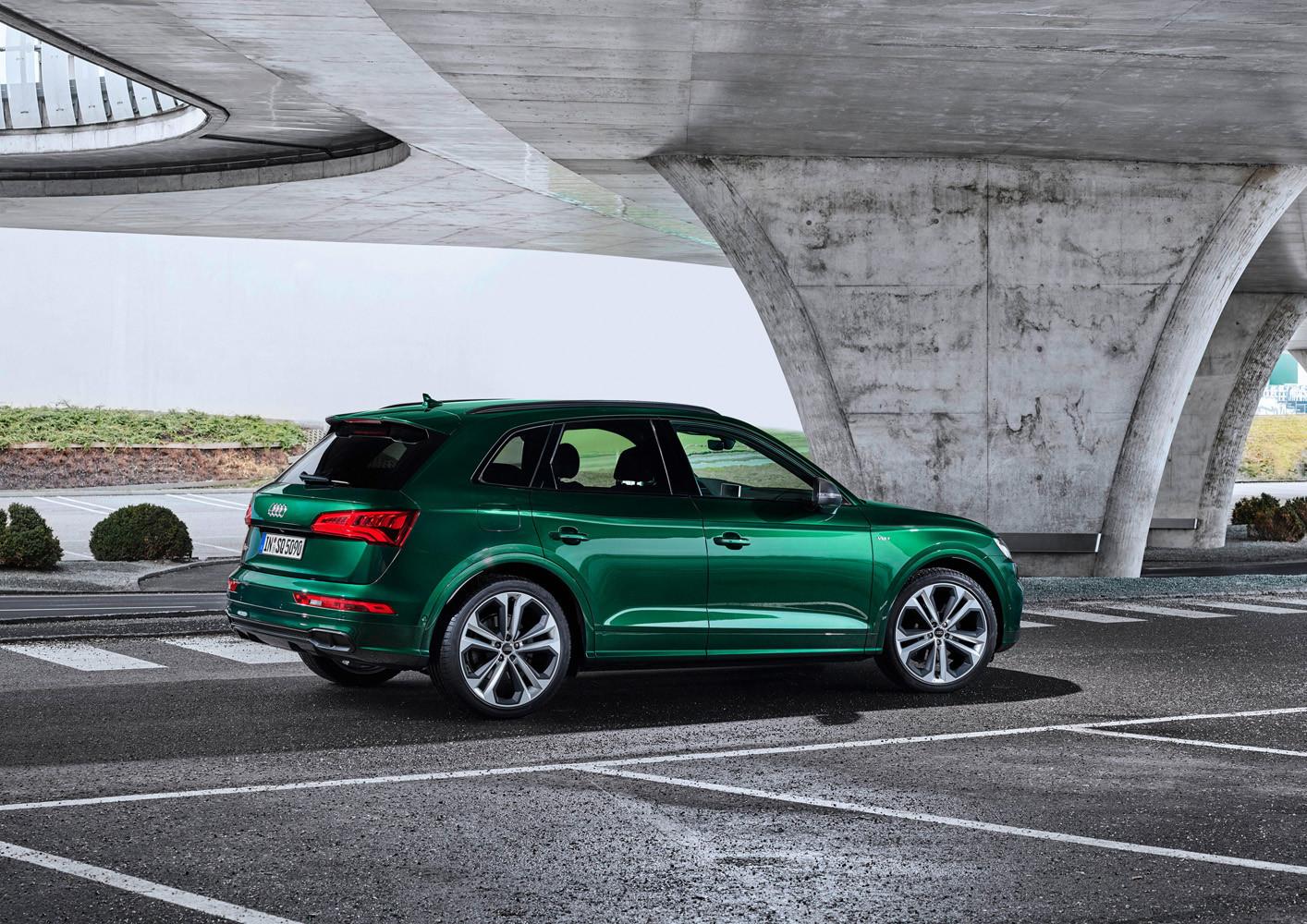 Foto de Audi SQ5 TDI 2019 (7/19)