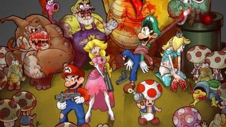 Imagen de la semana: Mario 4 Dead