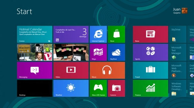 Windows 8 Release Candidate