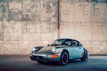 Porsche 911 Boxster Restauracion Special Edition