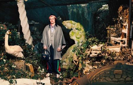 Harry Styles Adopta El Optimismo Del Color En La Nueva Campana De Gucci Tailoring 04