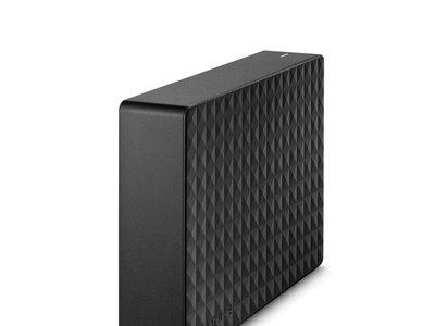 Disco duro externo Seagate, de 4TB de capacidad, por 114 euros. Envío gratis.