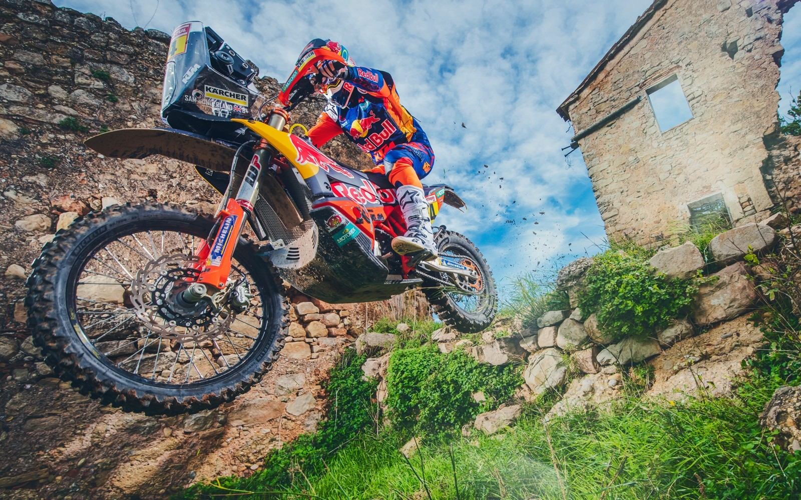 Foto de KTM 450 Rally Dakar 2019 (51/116)
