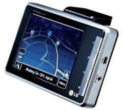 LG LN710, el navegador de la compañía
