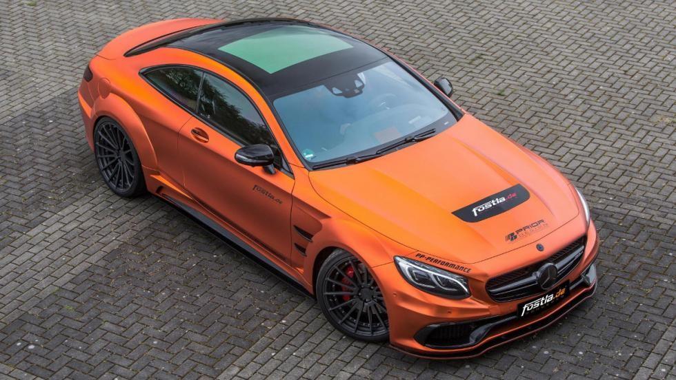 Foto de Mercedes-AMG S63 by Fostla (3/6)