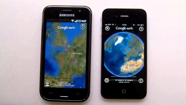 La batalla terminó: Samsung deberá pagar 538,6 millones a Apple por haber copiado el diseño del iPhone