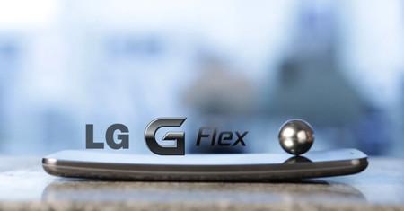 LG nos enseña la autorreparación en la tapa trasera del G Flex, en vídeo