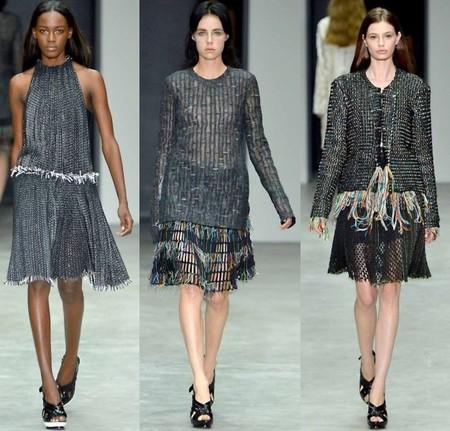 Calvin Klein Collection, Francisco Costa convence en la NYC Fashion Week