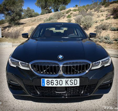 BMW Serie 3 2019 frontal